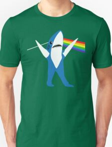 Left Shark of the Moon T-Shirt