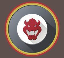 Bowser - Logo V.01 by Bradley Carpenter
