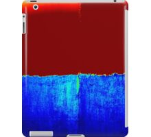Original Abstract Modern Art Titled: Planet Mars  iPad Case/Skin