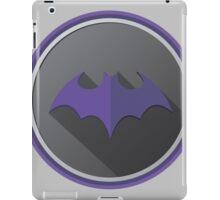 Batgirl - Logo V.01 iPad Case/Skin