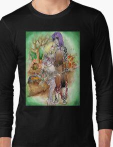 Medieval Dark Magicians Long Sleeve T-Shirt