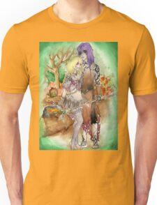 Medieval Dark Magicians Unisex T-Shirt