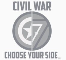 Marvel Civil War - Choose Your Side V.01 by Bradley Carpenter