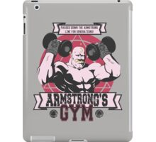 Strong Arm Gym iPad Case/Skin