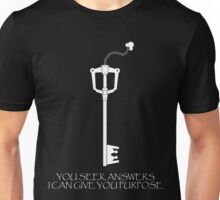 Keyblade - Purpose Unisex T-Shirt