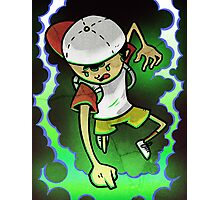 Earthbound Hero (alt color) Photographic Print