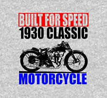 1930 MOTORCYCLE Unisex T-Shirt