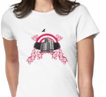 murder Womens Fitted T-Shirt
