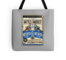 Battle of the Century Tote Bag