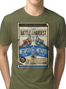 Battle of the Century Tri-blend T-Shirt