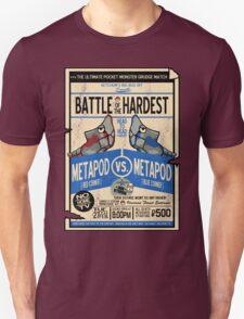 Battle of the Century Unisex T-Shirt
