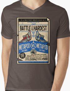Battle of the Century Mens V-Neck T-Shirt