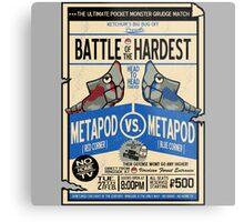 Battle of the Century Metal Print