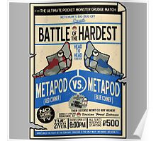 Battle of the Century Poster