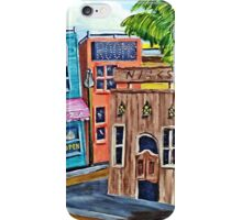 Nicks Place iPhone Case/Skin