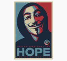 Anonymous - Hope by Synoks