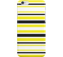Bumble Bee Stripes iPhone Case/Skin