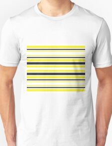 Bumble Bee Stripes Unisex T-Shirt