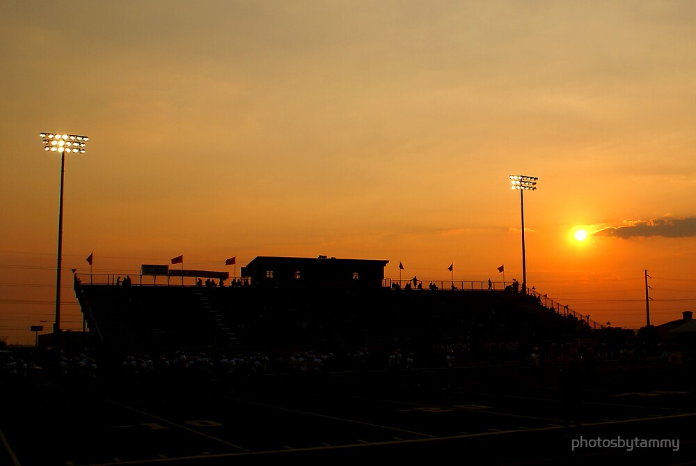 Friday Night Lights by photosbytammy
