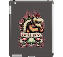 Final Boss iPad Case/Skin