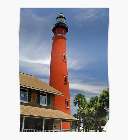 Ponce de Leon Lighthouse Poster