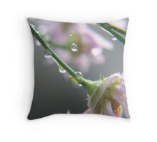 In Suspension@ Throw Pillow
