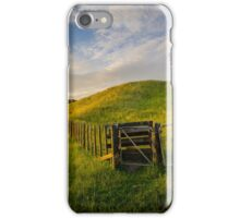One Tree Hill (2) iPhone Case/Skin