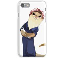 Ferret Tough iPhone Case/Skin