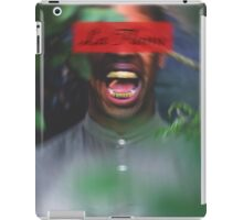 Travi$ Scott 'La Flame' (Skyfall) iPad Case/Skin