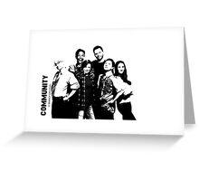 Community season 6 Greeting Card