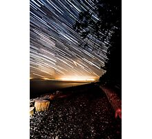 Star Trails. Photographic Print
