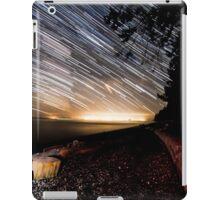 Star Trails. iPad Case/Skin