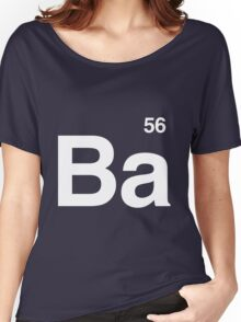 Ba 56 - Breaking Bad Periodic Women's Relaxed Fit T-Shirt