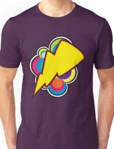 Retro Lightning Unisex T-Shirt