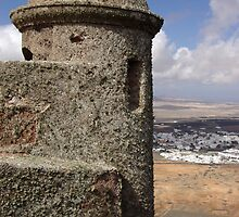 Old Fort In Teguise by David O'Riordan