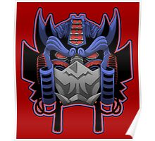 Optimus Shogun Poster