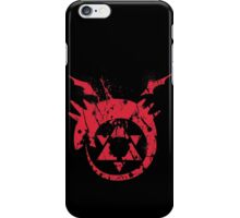 Mark of the Serpent iPhone Case/Skin