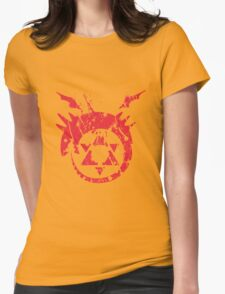 Mark of the Serpent Womens Fitted T-Shirt