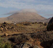 Mountain Lanzarote by David O'Riordan
