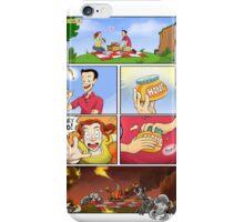honey on pokemon funny iPhone Case/Skin