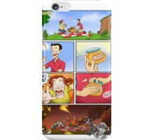 honey on pokemon funny iPhone Case/Skin