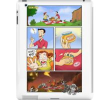 honey on pokemon funny iPad Case/Skin