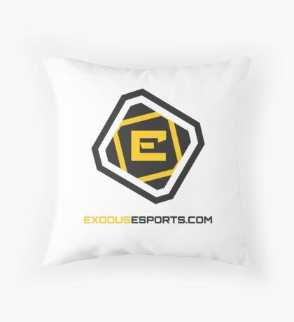 Exodus Esports Throw Pillow