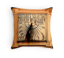 Time for Sunshine? Throw Pillow