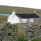 Old cottage - Bressay by delfinada