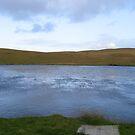 Bressay loch by delfinada