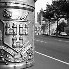 Dublin Lamppost by conorclear