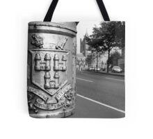 Dublin Lamppost Tote Bag