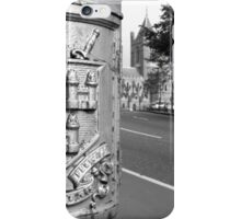Dublin Lamppost iPhone Case/Skin