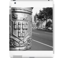 Dublin Lamppost iPad Case/Skin